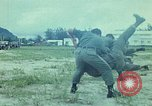 Image of military training Vietnam, 1971, second 41 stock footage video 65675021694