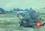 Image of military training Vietnam, 1971, second 42 stock footage video 65675021694