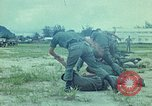 Image of military training Vietnam, 1971, second 43 stock footage video 65675021694