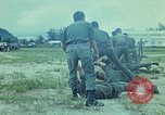 Image of military training Vietnam, 1971, second 44 stock footage video 65675021694