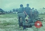 Image of military training Vietnam, 1971, second 45 stock footage video 65675021694