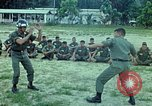 Image of military training Vietnam, 1971, second 46 stock footage video 65675021694
