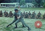 Image of military training Vietnam, 1971, second 47 stock footage video 65675021694