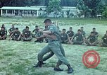 Image of military training Vietnam, 1971, second 49 stock footage video 65675021694