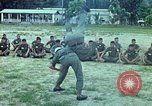 Image of military training Vietnam, 1971, second 50 stock footage video 65675021694