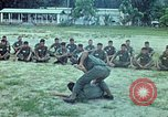 Image of military training Vietnam, 1971, second 51 stock footage video 65675021694