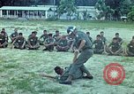 Image of military training Vietnam, 1971, second 52 stock footage video 65675021694
