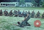 Image of military training Vietnam, 1971, second 53 stock footage video 65675021694