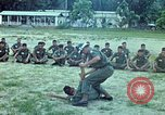 Image of military training Vietnam, 1971, second 56 stock footage video 65675021694
