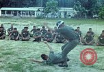 Image of military training Vietnam, 1971, second 57 stock footage video 65675021694