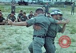 Image of military training Vietnam, 1971, second 59 stock footage video 65675021694