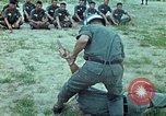 Image of military training Vietnam, 1971, second 62 stock footage video 65675021694