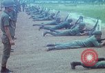 Image of military training Vietnam, 1971, second 8 stock footage video 65675021695