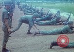 Image of military training Vietnam, 1971, second 10 stock footage video 65675021695