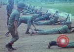 Image of military training Vietnam, 1971, second 11 stock footage video 65675021695