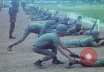 Image of military training Vietnam, 1971, second 12 stock footage video 65675021695