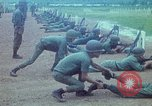 Image of military training Vietnam, 1971, second 13 stock footage video 65675021695