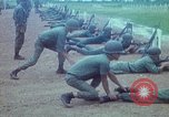 Image of military training Vietnam, 1971, second 14 stock footage video 65675021695