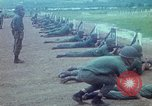 Image of military training Vietnam, 1971, second 15 stock footage video 65675021695