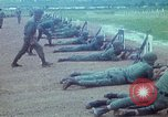 Image of military training Vietnam, 1971, second 16 stock footage video 65675021695