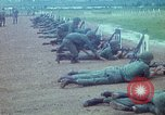 Image of military training Vietnam, 1971, second 17 stock footage video 65675021695