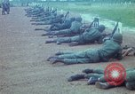 Image of military training Vietnam, 1971, second 19 stock footage video 65675021695
