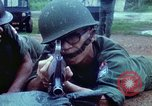 Image of military training Vietnam, 1971, second 20 stock footage video 65675021695