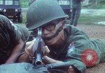 Image of military training Vietnam, 1971, second 24 stock footage video 65675021695