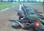 Image of military training Vietnam, 1971, second 26 stock footage video 65675021695