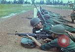 Image of military training Vietnam, 1971, second 28 stock footage video 65675021695