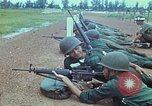 Image of military training Vietnam, 1971, second 29 stock footage video 65675021695
