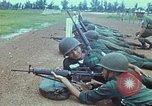 Image of military training Vietnam, 1971, second 30 stock footage video 65675021695