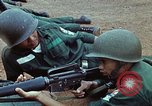 Image of military training Vietnam, 1971, second 31 stock footage video 65675021695