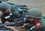 Image of military training Vietnam, 1971, second 32 stock footage video 65675021695