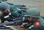 Image of military training Vietnam, 1971, second 33 stock footage video 65675021695