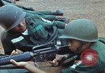 Image of military training Vietnam, 1971, second 34 stock footage video 65675021695