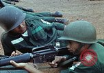 Image of military training Vietnam, 1971, second 35 stock footage video 65675021695