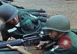 Image of military training Vietnam, 1971, second 36 stock footage video 65675021695