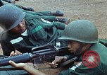 Image of military training Vietnam, 1971, second 37 stock footage video 65675021695