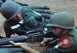 Image of military training Vietnam, 1971, second 39 stock footage video 65675021695
