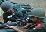 Image of military training Vietnam, 1971, second 40 stock footage video 65675021695