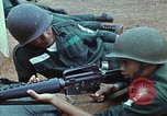 Image of military training Vietnam, 1971, second 41 stock footage video 65675021695