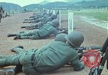 Image of military training Vietnam, 1971, second 42 stock footage video 65675021695