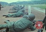 Image of military training Vietnam, 1971, second 43 stock footage video 65675021695
