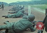 Image of military training Vietnam, 1971, second 46 stock footage video 65675021695