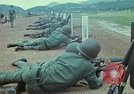 Image of military training Vietnam, 1971, second 47 stock footage video 65675021695