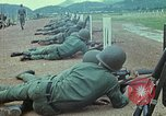 Image of military training Vietnam, 1971, second 49 stock footage video 65675021695