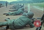 Image of military training Vietnam, 1971, second 50 stock footage video 65675021695