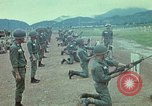 Image of military training Vietnam, 1971, second 53 stock footage video 65675021695