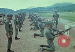 Image of military training Vietnam, 1971, second 54 stock footage video 65675021695